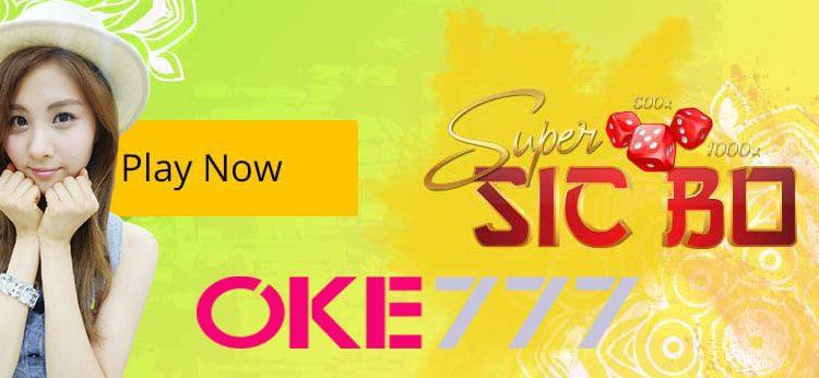 tutorial sicbo oke777